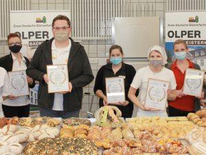 Read more about the article NRW-Meisterschaft der Bäckerjugend 2020 in Olpe