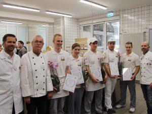 NRW-Meisterschaft der Bäckerjugend 2018 in Olpe